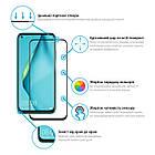 Защитное стекло Global для Huawei P40 Lite Full Glue Black (1283126497889), фото 2