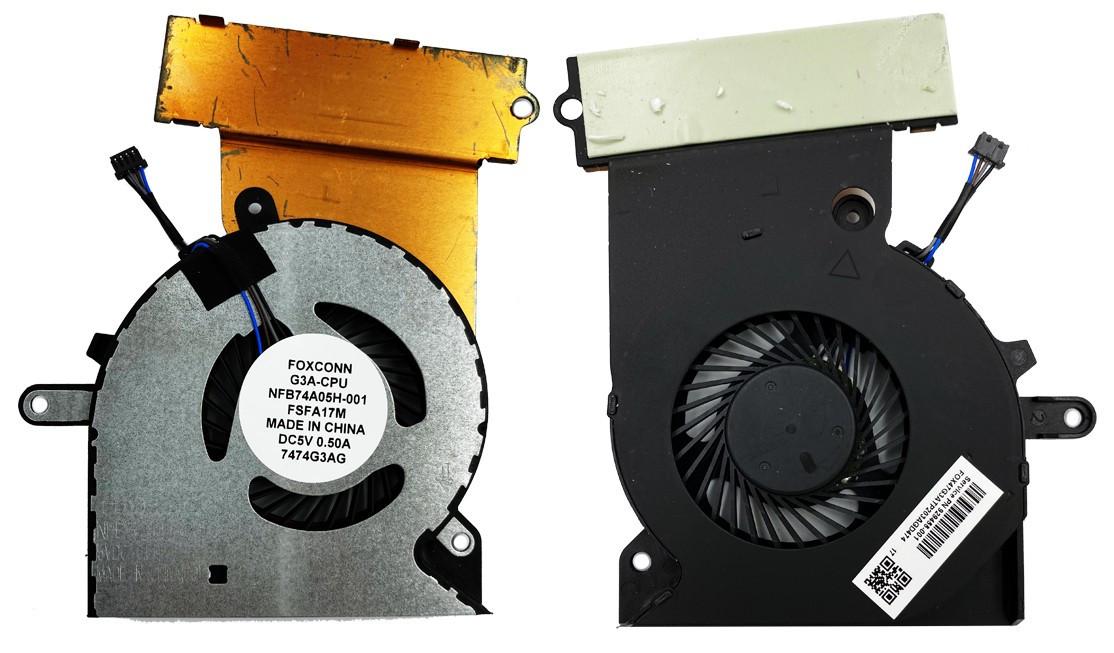 Вентилятор HP 15-CE