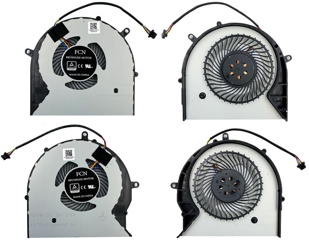 Вентилятор Asus FX63VM FZ63VM FX63VM7300 FX63VM7700