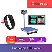Электронные торговые весы 300кг WiFi OPERA PLUS