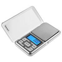 Весы электронные ювелирные Pocket Scale MH 500, карманные портативные мини весы