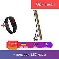 Светодиодный аккумуляторный фонарь YJ 6827 120 led Белый (2356)