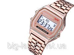 Наручные часы для спорта WR  Розовый