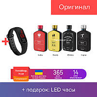 Портативная Зарядка Power Bank HOCO 10000mAh J21 vintage wine series