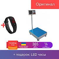 Электронные торговые весы 150кг OPERA PLUS.