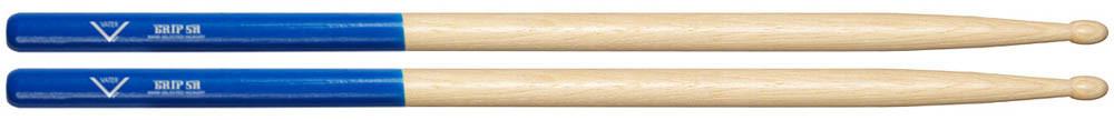 Барабанные палочки VATER VHG5AW American Hickory Grip 5A
