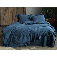 Постельное белье Limasso 200x220 DRESS BLUE EXCLUSIVE