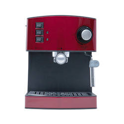 Кофеварка компрессионная Adler AD 4404 cream 15 Bar
