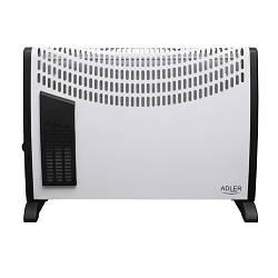 Конвектор Обігрівач, тепловентилятор електричний Adler AD 7705