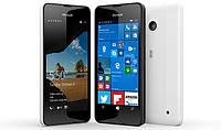 Противоударная защитная пленка на экран для Microsoft Lumia 550