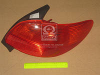 Фонарь задний правый PEUGEOT 206 (пр-во TYC) 11-A115-01-2B