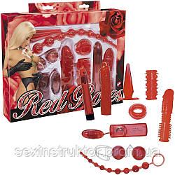 Секс набір - Red Roses Set