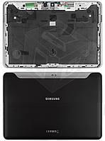 Задняя крышка для Samsung Galaxy Tab P7500 (3G), оригинал (серый)