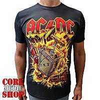 Футболка AC/DC - TNT, фото 1