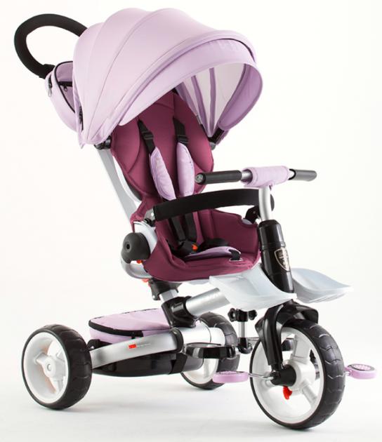 Велосипед Azimut Crosser Rosa Lilas (T-600R)