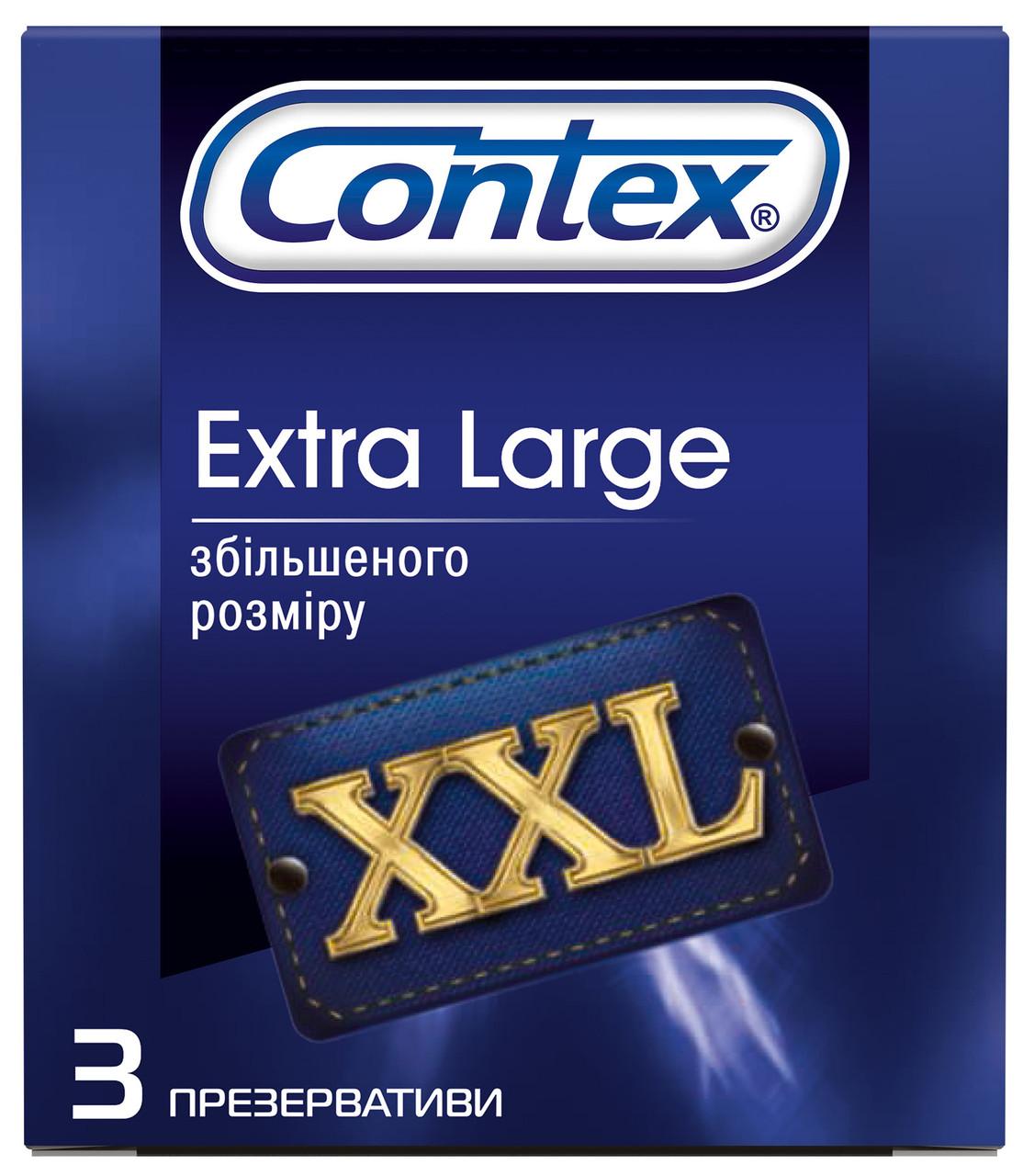 Презервативы Contex XXL №3