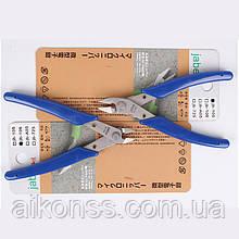 Кусачки бокорезы Jabe JB-105 мини диагональные Сталь Cr.V60C . Лезвия твердость HRC 64 высокочастотной закалки