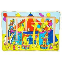 Развивающая игрушка Goki Цирковое шоу (57595)