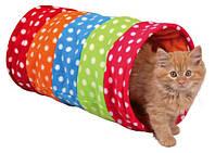 Trixie (Трикси) Playing Tunnel Шуршащий игровой туннель для кошек и маленьких щенков