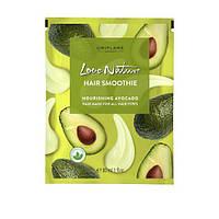 Питательная маска-смузи для всех типов волос с авокадо Love Nature от Oriflame