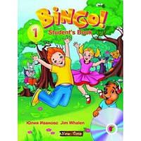 Учебник Bingo: Книга для ученика + CD Уровень 1 (рус), фото 1