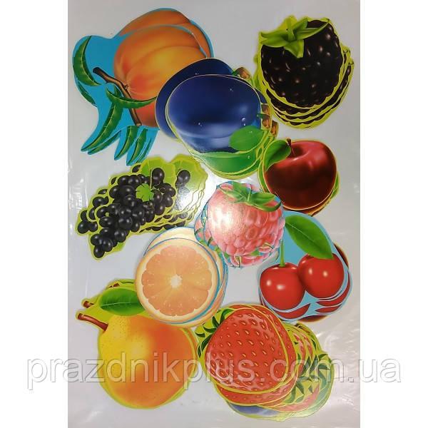 Набір для рахунку: Фрукти і овочі
