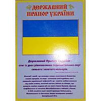 Комплект плакатов Государственная символика Украины, фото 1