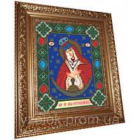 Набор для картины (алмазная техника) ОБРАЗ ПРЕСВЯТОЙ БОГОРОДИЦЫ ОСТРОБРАМСКАЯ