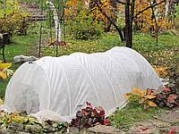 Агроволокно біле Presto-PS (спанбонд) щільність 23 г/м, ширина 3,2 м, довжина 100 м (23G/M 32 100), фото 1