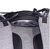 Рюкзак, сірий, поліестер Арт.9337 Catesigo,Рюкзак городской Catesigo, фото 6