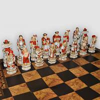 """Подарочные шахматы """"Империя Мин"""" (Medium size)"""