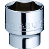 "Головка торцеві шестигранна STANLEY 1/2"" М22 мм"