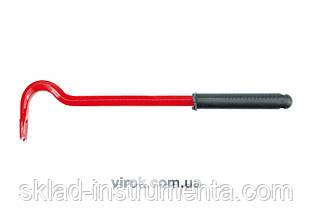 Лом-цвяходер з гумовою ручкою VOREL 300 мм