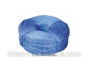 Мотузка для білизни поліпропіленова ЕВА 4 мм 1825 гр 200 м.+/-5%