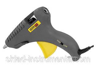 """Пістолет клейовий STANLEY """"DualMelt GR25"""" 80 Вт для стержнів 11.3 мм"""