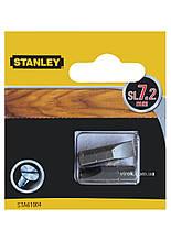 Насадка викруткова STANLEY плоска SL7 х 25 мм 2 шт