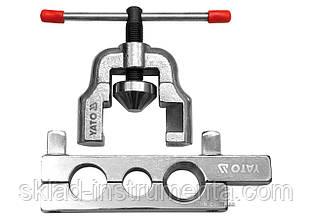 Прес для ручного розширення труб YATO 22-28 мм