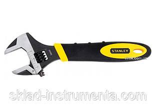 Ключ розвідний STANLEY 200 мм