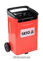 Пуско-зарядний пристрій для акумуляторів YATO, 12/24 В, 60-540 А, 20-800 Агод, 230 В