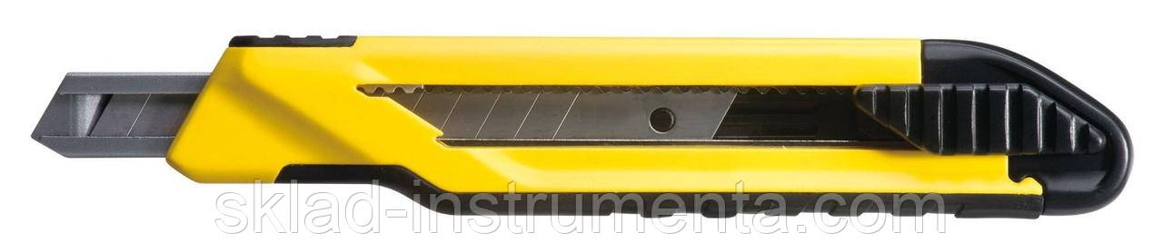 Ніж STANLEY з відломним лезом 9 мм
