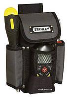 "Сумка на пояс для інструментів STANLEY ""Basic 9"" Pouch"" з поліестера 16 x 24 x 11 см"