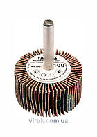 Круг шліфувальний пелюстковий для дрилі YATO 40 х 20 х 6 мм К60