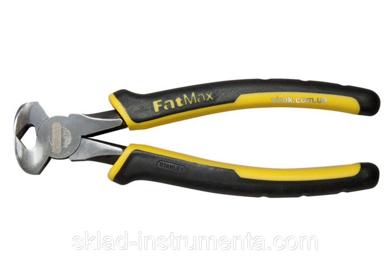 """Кусачки торцеві STANLEY """"FatMax®"""" l=160 мм"""