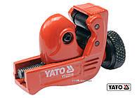 Труборез роликовий YATO для труб 3-22 мм