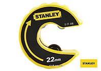 Труборіз роликовий для мідних труб STANLEY 22 мм