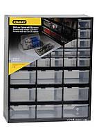 Органайзер вертикальний пластиковий STANLEY 39 секцій
