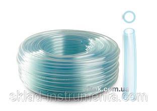 Шланг ПХВ 1-шаров. бензо-мастилостійкий з роб. тиск. 0,05 МПа, Ø=12 мм, t=1,5 мм, l= 25 м
