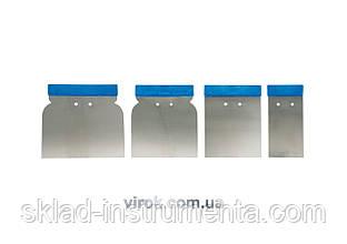 Набір шпателів VOREL 50-120 мм 4 шт