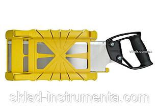 Стусло з АБС-пластика з ножовкою STANLEY 350 х 143 х 95 мм