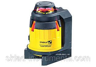 Нівелір лазерний мультилінійний STABILA Type LAX 400